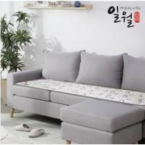 [ILWOUL] Cushion for Sofa Electric Heating Mat [134 cm x 48 cm]