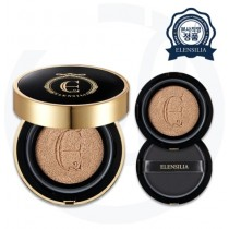 Elensilia Escargot Essence Cover Cushion #21/ #23 (Original+Refil)