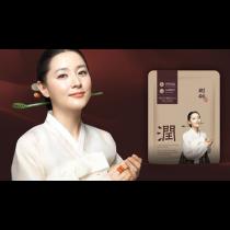 Lyajin Yun Chitosan Cellulose Mask (1Box / 5Masks)