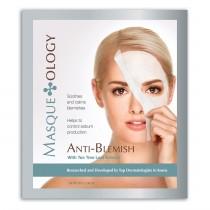Masqueology Anti-Blemish Facial Mask (1Box/3Masks)