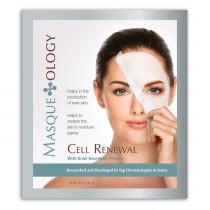 Masqueology Cell Renewal Mask (1Box/3Masks)