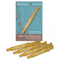 Masqueology Advanced 7D Solution Syringes (1Box/4 Syringes)